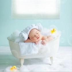 Baby Prop Bath Tub