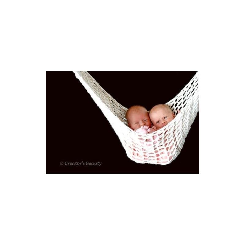 in stock 1 item crochet newborn baby hammock white  rh   honeydewprops   au