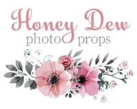 Honey Dew Photo Props